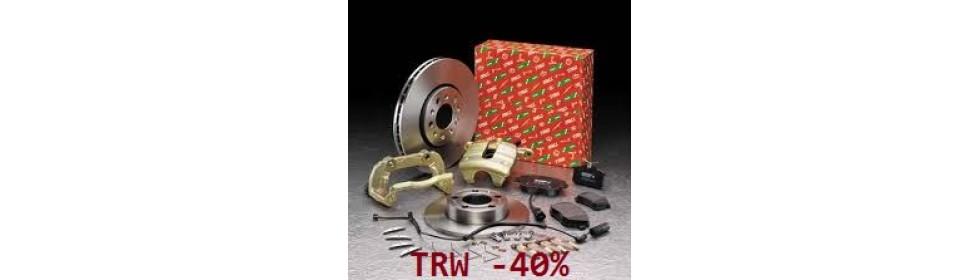 trw féktárcsa fékbetét akcio